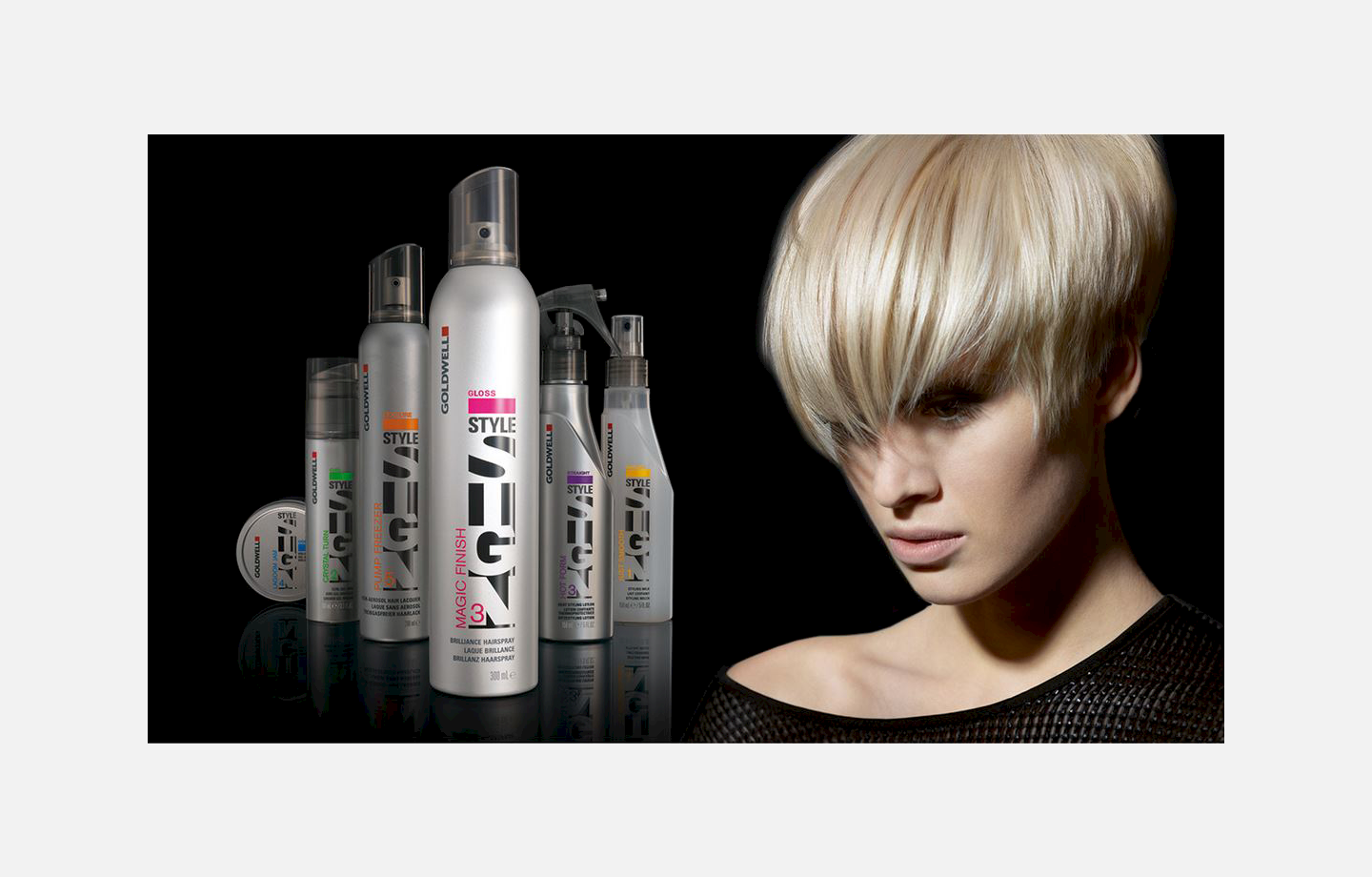 Goldwell Style Sign Styling Products image