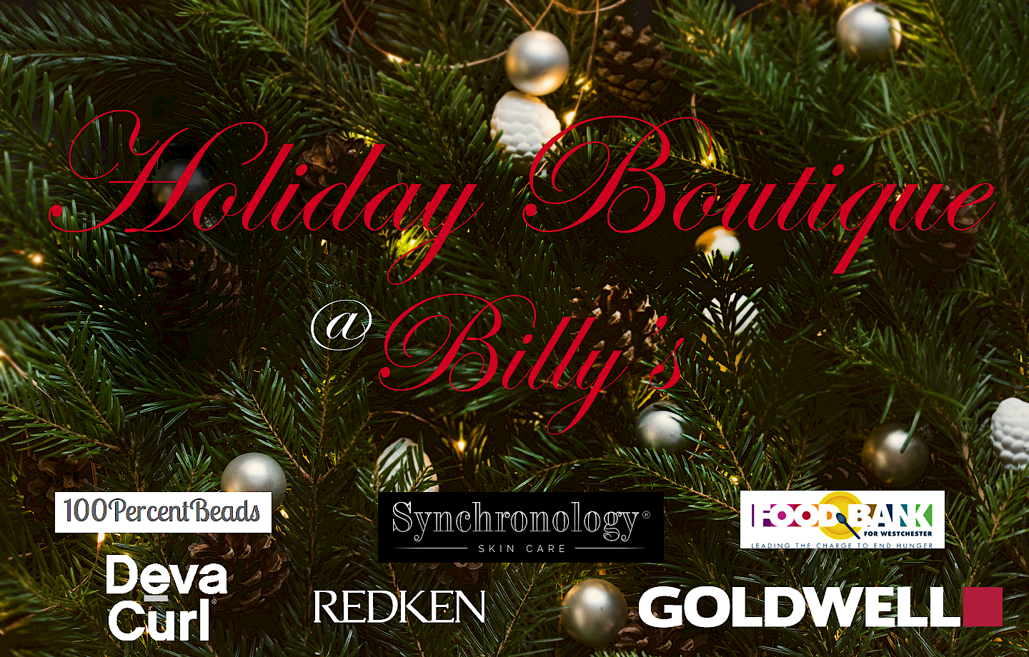 Holiday Boutique Days at Billy's image